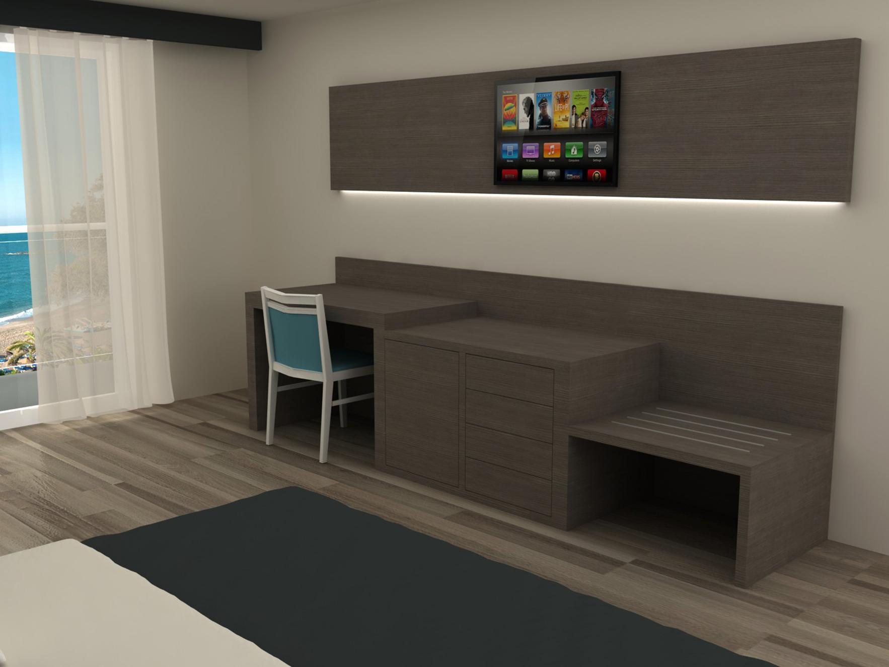 Dormitorio TM615H.11