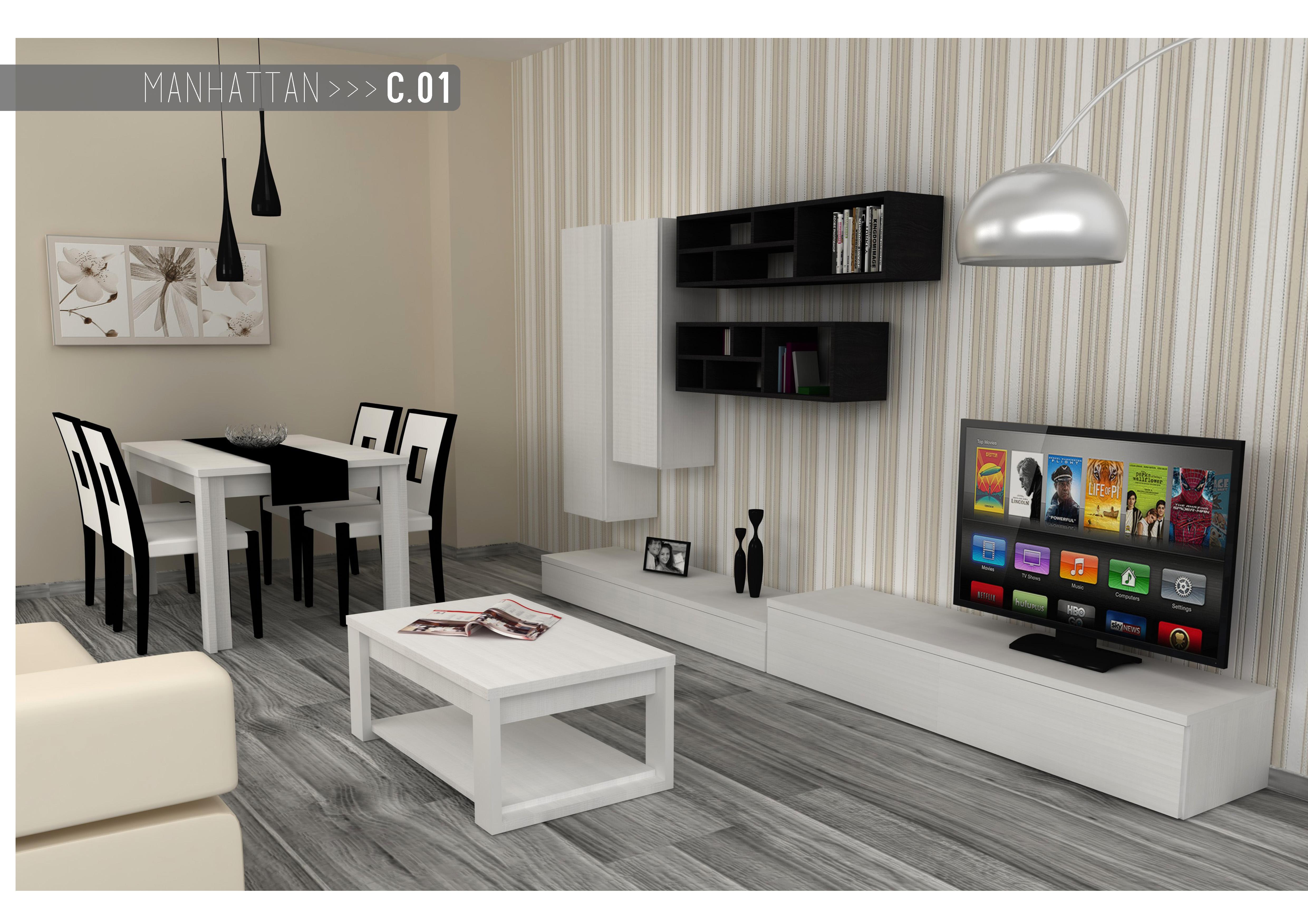 Manhattan C.01 - Rio mobiliario