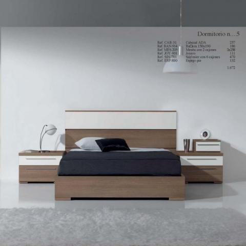 Dormitorio N.5 - Rio mobiliario