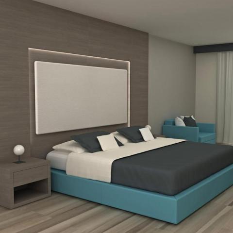 Dormitorio 615HA - Rio mobiliario