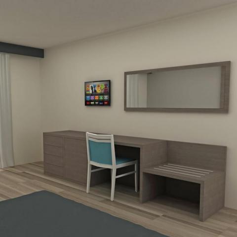 Dormitorio 615HB - Rio mobiliario