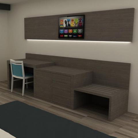 Dormitorio TM615H.11 - Rio mobiliario